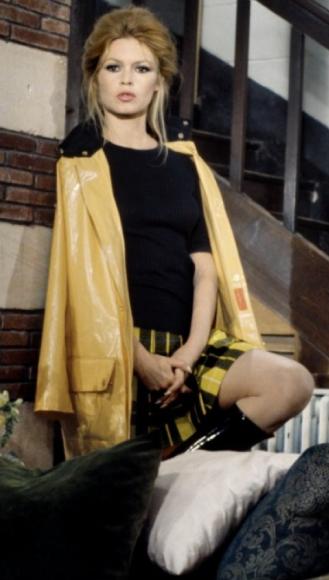 L'Ours et la Poupée, Brigitte Bardot, 1970