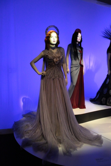 The Fashion World of Jean Paul Gaultier: From the Sidewalk to the Catwalk, the Virgins collection