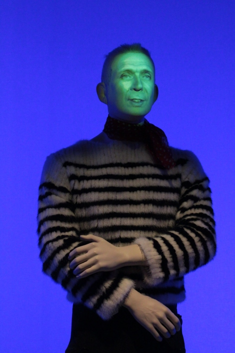 The Fashion World of Jean Paul Gaultier: From the Sidewalk to the Catwalk, the designer