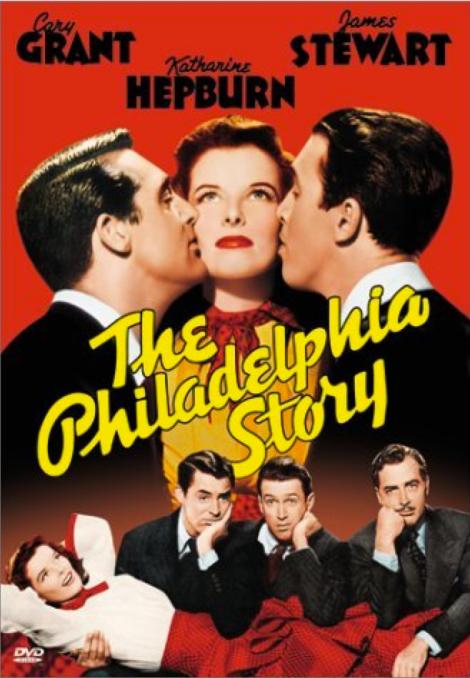 The Philadelphia Story / Indiscrétion