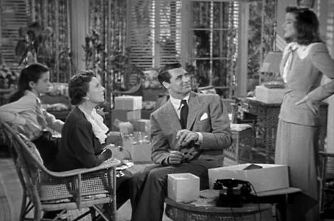 The Philadelphia Story / Indiscrétions