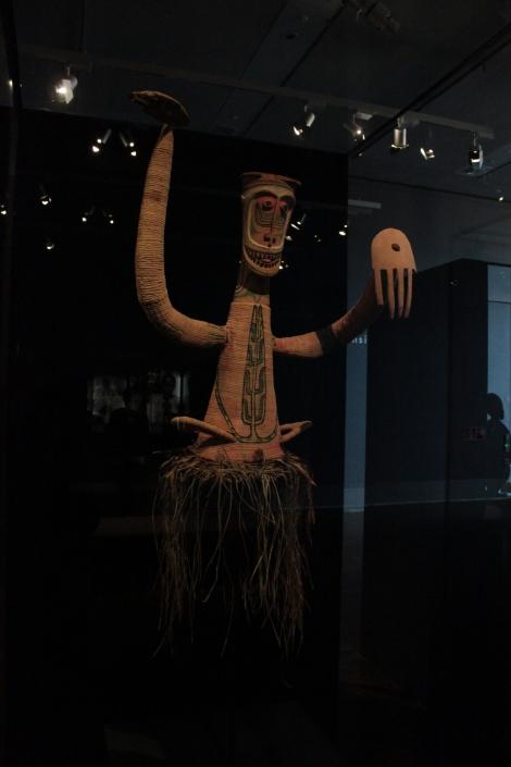 FIgured Headdress, New Guinea, 1912