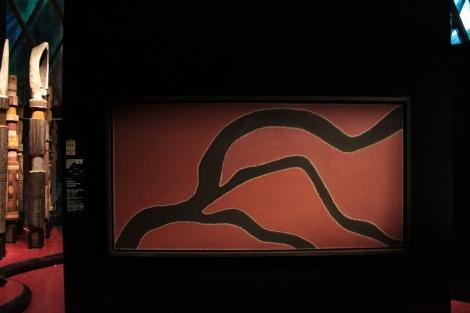 Contemporary Aboriginal Painting, by Rover Thomas, 1989
