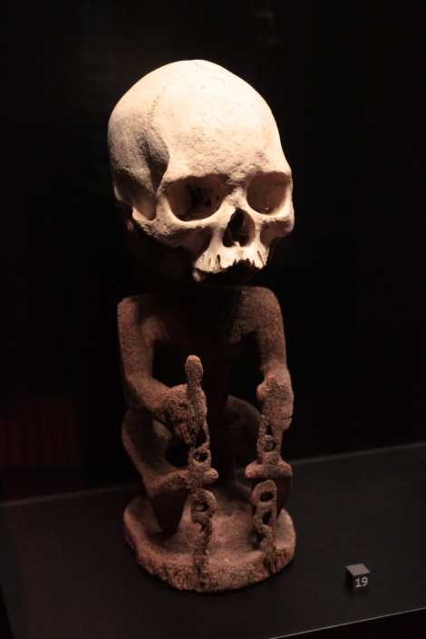 Ancestor Figures, Indonesia, Papouasie occidental, beginning of the 20th century