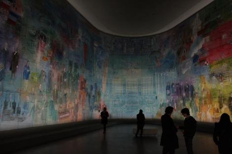 Musée d'art moderne de la ville de paris / Museum of modern art paris