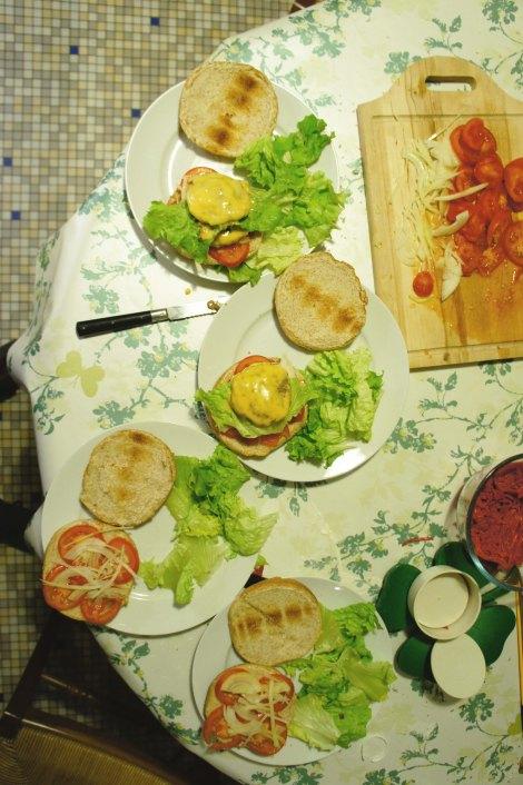 cheeseburgers recette recipe