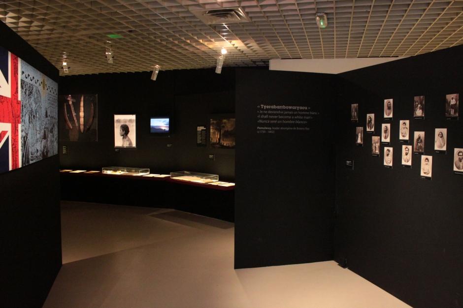 Mémoire vives, une histoire de l'art aborigène