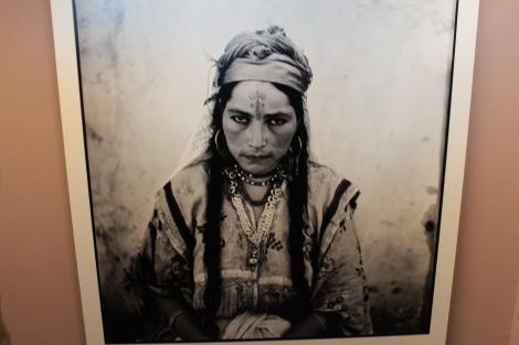 Portraits de femme Algériennes, Marc Garanger, 1965