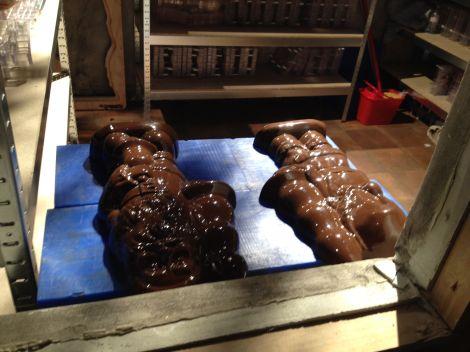Paul McCarthy Chocolate Factory