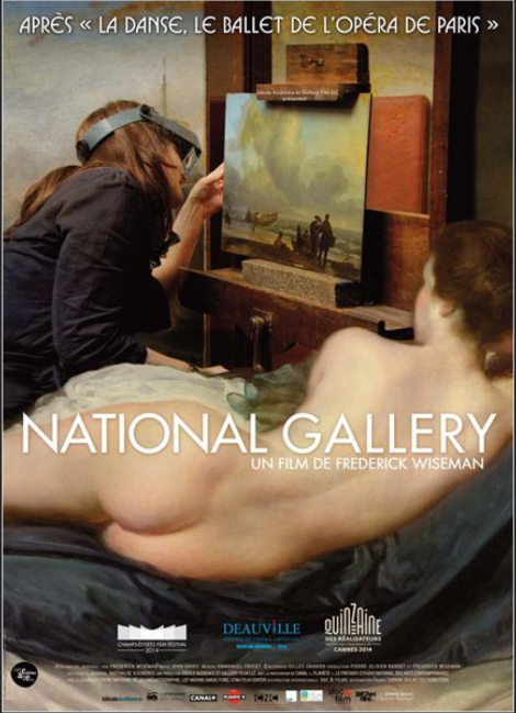 Affiche National Gallery Film