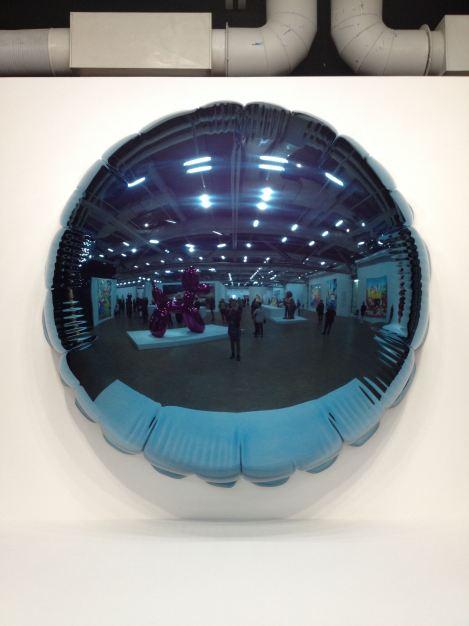 Jeff Koons Inflatables