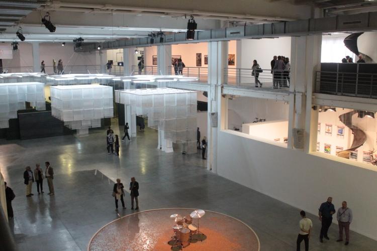 Biennale de Lyon, La Sucrière
